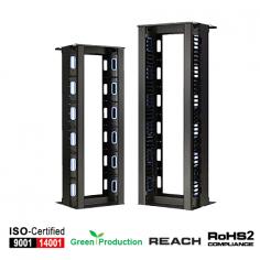 CR 2-Post Rack 開放式機架