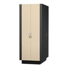 APC NetShelter CX 38U Secure Soundproof 隔音機櫃